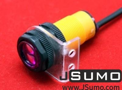 Jsumo - M18 Type Sensor Bracket (MZ80 Bracket) (1)