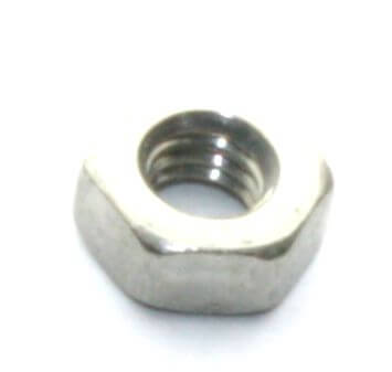 - M3 Stainless Steel Nut (10 Pieces Pack)