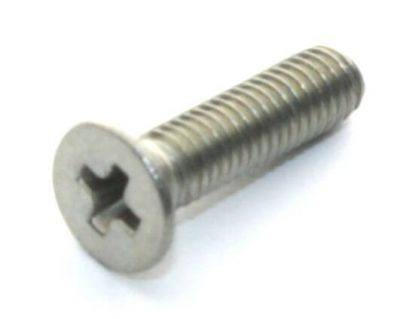 - M3x12 Stainless Steel Countersunk Machine Screw (10 Pcs Pack) (1)