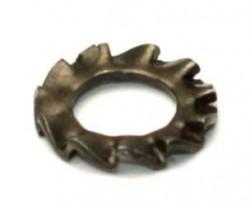 M4 Lock Washer Carbon Steel (10 Pcs.) - Thumbnail