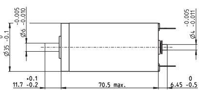 MAXON DCX 35L DC Motor