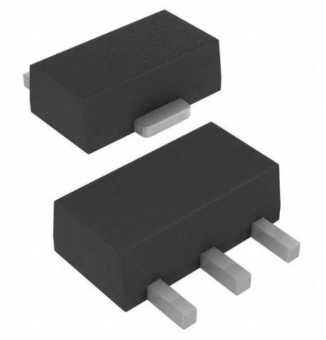 MCP1700T-330 3.3V 250mA Linear Regulator