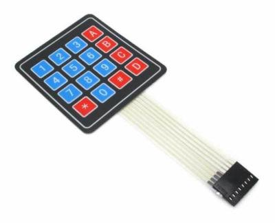 Jsumo - Membrane Keypad Module (4x4 Keypad)