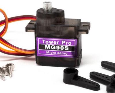 TowerPro - MG90S Micro Servo Motor
