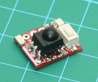 Jsumo - MicroStart Sumo & Minisumo Robot Start Module (1)