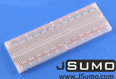 - General Size Breadboard (840 Pin)