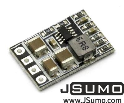 - Mini 5V - 12V Selectable Fixed Step Down Regulator