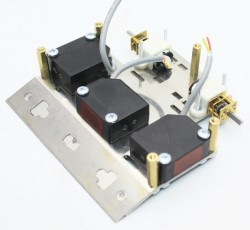 Mini Katana Blade (For Mini Sumo Robot - 10cm) - Thumbnail