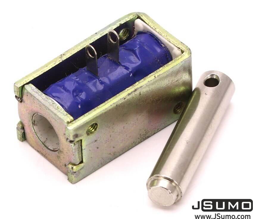 Mini Selenoid Actuator // Pull Type 8mm