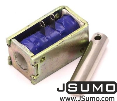 - Mini Selenoid Actuator // Pull Type 8mm (1)