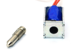 Mini Selenoid Actuator // Pull - Push Type 3mm - Thumbnail