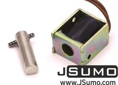 Jsumo - Mini Selenoid Actuator // Pull Type 4mm (1)