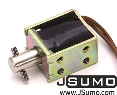 Jsumo - Mini Selenoid Actuator // Pull Type 4mm