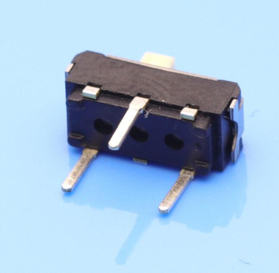 Mini Slide Switch (SPDT 3 Pin)