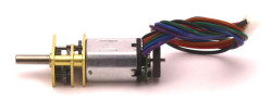 MP12 6V 1580 RPM High Power Micro Gearmotor With Encoder - Thumbnail
