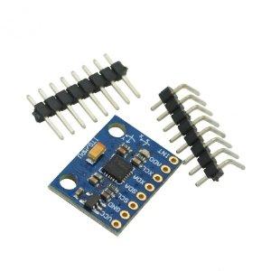 - MPU6050 GY521 Cheap 6DOF IMU (Accelerometer & Gyro)
