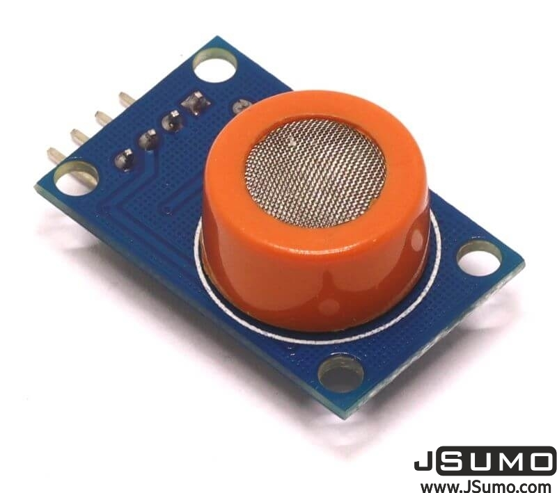 MQ3 Smoke & Alcohol Sensor Module