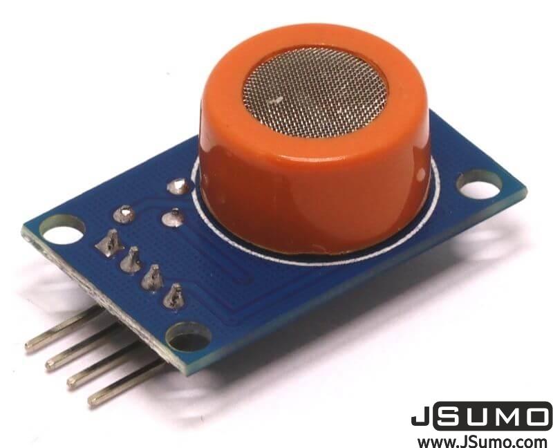 MQ3 Smoke & Alcohol Sensor Module