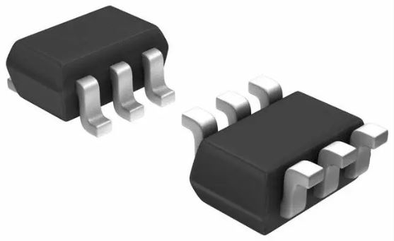 NC7SV57P6X 3 Input Configurable Logic IC SC70-6