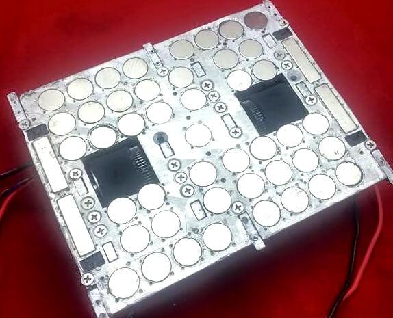Neodymium Magnet Block Strong N52 (10mm x 2,5mm x 30 mm)