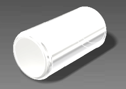 Neodymium Magnet Cylinder Strong N52 (5mm Dia. x 10mm) - Thumbnail