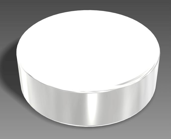 Neodymium Magnet Disc Strong N52 (15mm Dia. x 5mm)