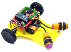PREX Obstacle Avoidance Robot Kit - Thumbnail