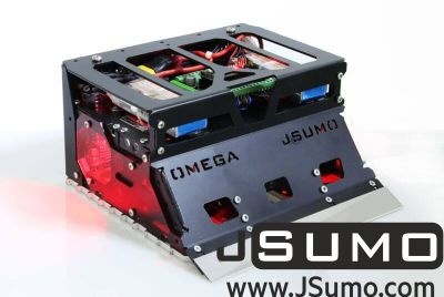 Jsumo - OMEGA Sumo Robot Full Kit (Assembled) (1)