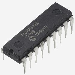 PIC16F628A MCU MicroChip - Thumbnail