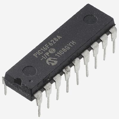 Microchip - PIC16F628A MCU MicroChip (1)