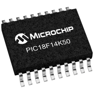 PIC18F14K50 MicroChip USB Supported Mcu