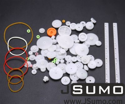 - Plastic Gear Bundle