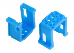 Plastic Motor Mount Pair - Thumbnail