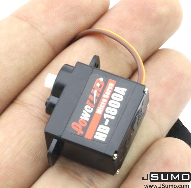 PowerHD 1800A Micro Analog Servo