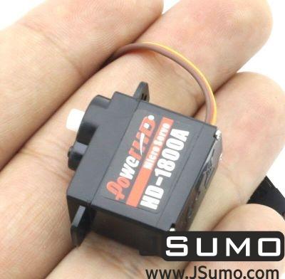 PowerHD - PowerHD 1800A Micro Analog Servo (1)