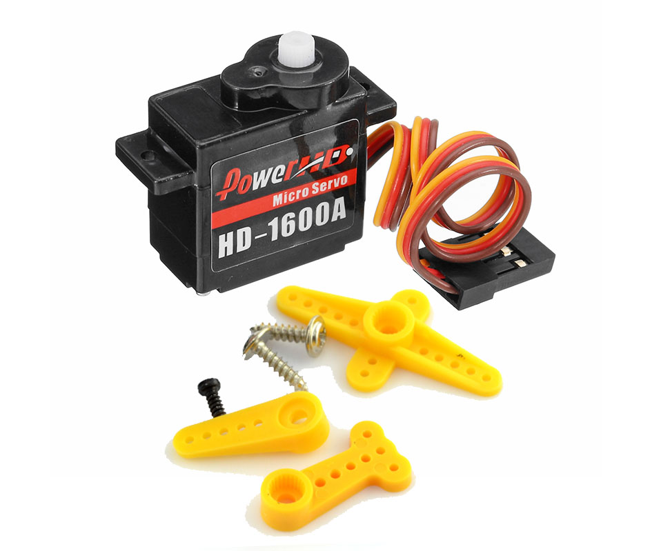 PowerHD HD-1600A Micro Servo Motor