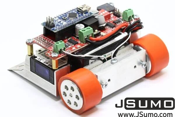 Predator Mini Sumo Robot Kit (Full Kit - Not Assembled)