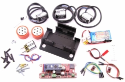 Predator Mini Sumo Robot Kit (Full Kit - Not Assembled) - Thumbnail
