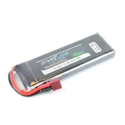 Profuse 2S 7.4V 3400 Mah LiPo Battery