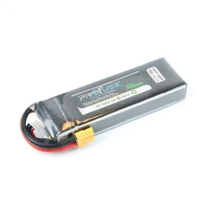 Profuse 3S 11.1V Lipo Battery 4000mAh 25C