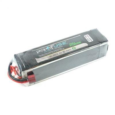 Profuse 5S 18,5V Lipo Battery 6000mAh 25C