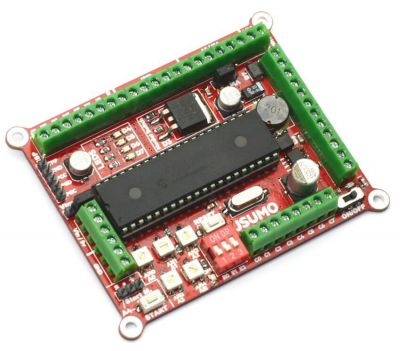 Jsumo - ProPic40 Ultimate PIC16F877A Mainboard