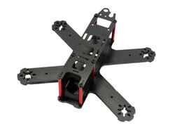 QAV180 Mini Quadcopter Drone Racing Carbon Fiber Chassis 180mm - Thumbnail