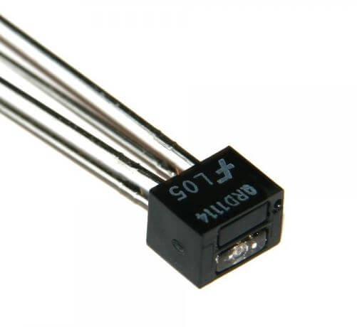 QRD1114 Optocoupler (Line Edge Sensor)
