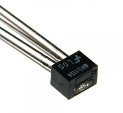 Fairchild - QRD1114 Optocoupler (Line Edge Sensor) (1)