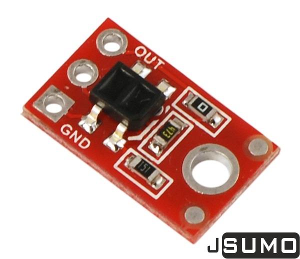 QTR1A Contrast (Edge) Sensor