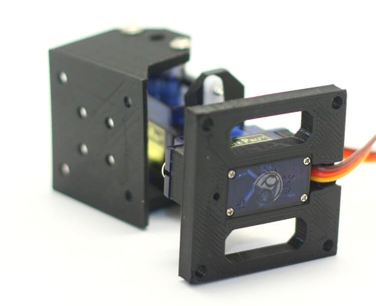 Robopan Micro Pan-Tilt Unit