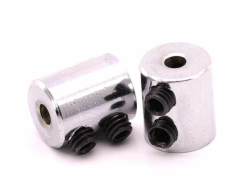 Shaft Coupler 3mm-3mm (Pair) - Thumbnail