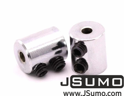 Jsumo - Shaft Coupler 3mm-3mm (Pair)
