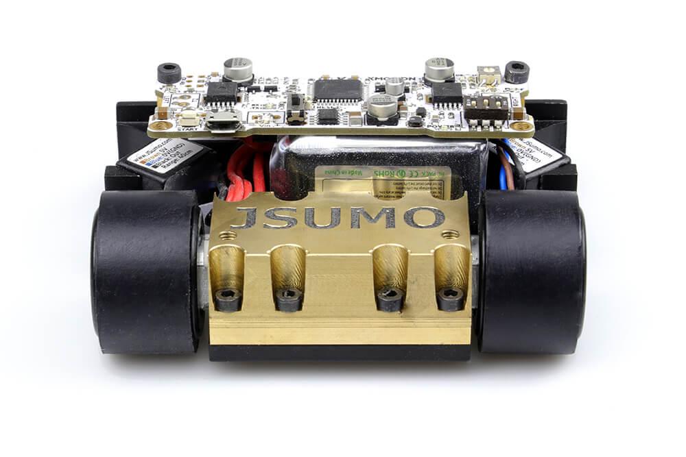 Shogun Mini Sumo Robot Kit (Full Kit - Not Assembled)